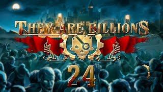 THEY ARE BILLIONS | MASS ACRE MEADOW #24 Zombie Strategy - Let