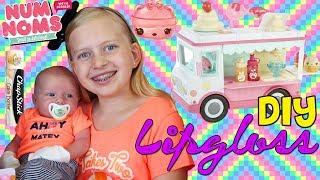 Num Noms DIY Lip Gloss Ice Cream Truck