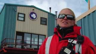 Welcome to Antarctica's Palmer Station