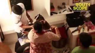 heroine thamanna behaviour in makeup room leaked video