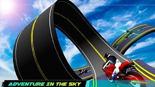 GT Bike Racing 3D - Android Gameplay HD - Motorbike Stunts Game