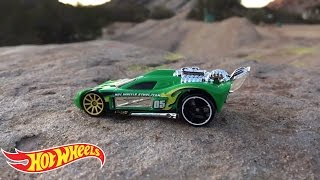 Behind the Scenes: Driving to the Shoot | Hot Wheels