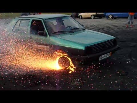 Burnout EXTREM Golf II Speednation 2009