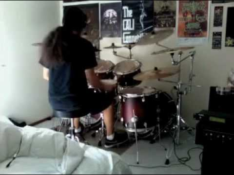 Aegaeon - Reshaping the Multiverse - Drum Cover