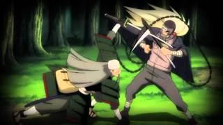 Naruto AMV - Mifune vs Hanzou HD