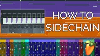 How To Sidechain in FL Studio 12 - Kick and Bass Clarity - Fruity limiter