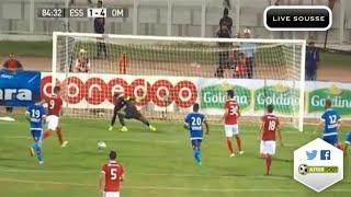 Combinaison superbe - Penalty Bounedjah - ESS vs OM