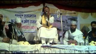 hazrat molana amanullah ashrafi  jashne makhdoom ashraf 7891844786