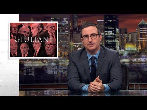 Rudy Giuliani: Last Week Tonight with John Oliver (HBO)