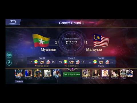 Xxx Mp4 Myanmar Vs Malaysia National Arena Contest LIVE 3gp Sex