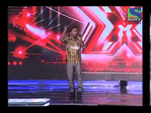 BEST PERFORMANCE BY ORDINARY MAN X Factor India   Mohan Haldar's