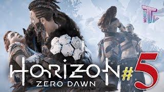 تختيم جواهر للعبة هورايزن زيرو داون #5 Horizon Zero Dawn Playthrough