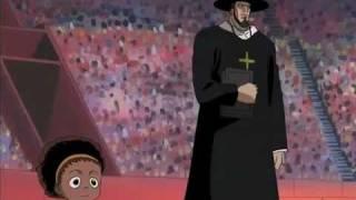 Shaman King - Hao's Shaman Fight match
