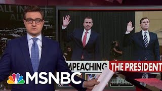 Chris Hayes: Republicans Continue To Lie About Ukraine Events | All In | MSNBC
