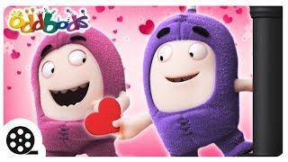 Cartoon | Oddbods - Love Bug | Funny Mini Cartoon Movie For Children