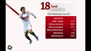 طارق حامد لاعب نادي الزمالك - Tarek Hamid player Zamalek SC