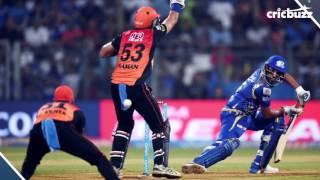 IPL 2017: MI vs SRH