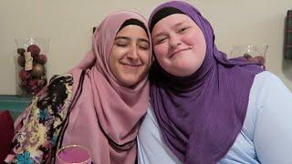 Nadine Is Here! | Day #5 Ramadan 2015| Nye Armstrong