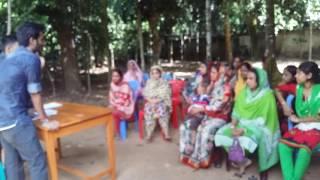 সেলাই প্রশিক্ষণ কার্যক্রম - ২০১৬