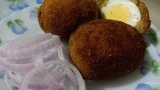 Dimer Devil | Egg Devil Recipe | Indian Snack