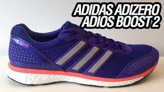 adidas Adizero Adios Boost 2 (Unboxing)