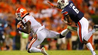 Mike Williams (Clemson) vs. Auburn (2016)