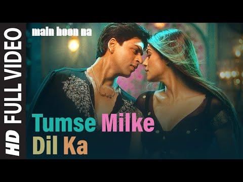 Tumse Milke Dilka Jo Haal Full Song Main Hoon Na Shahrukh Khan