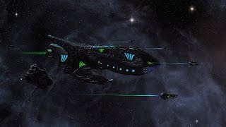 star trek online Voth Bulwark Dreadnought Cruiser