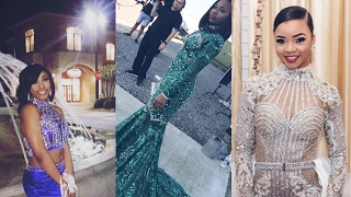 Dancing Dolls: Makalah & Camryn Prom Looks & Faith is Featured on Yahoo Style & Seventeen Magazine