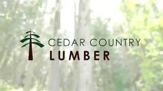 Cedar Country Lumber - 2m42s