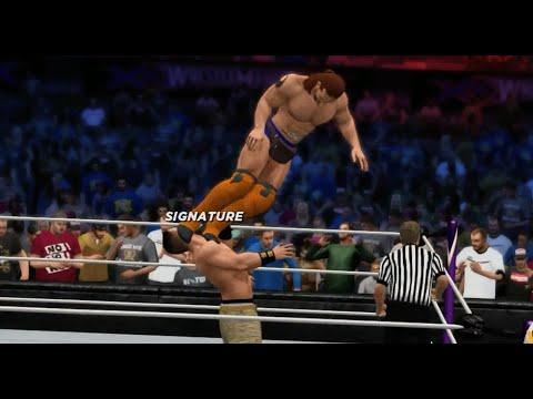 WWE 2K15 - $9.99 Mark VS John Cena (Wrestlemania xXx)