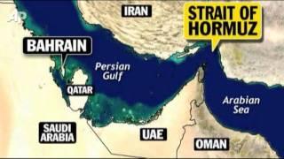 Iranian TV Shows War Games, U.S. Carrier