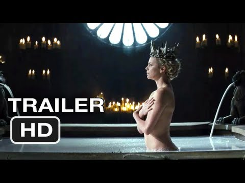 Snow White & the Huntsman - Official Trailer #2 - Charlize Theron Movie (2012) HD