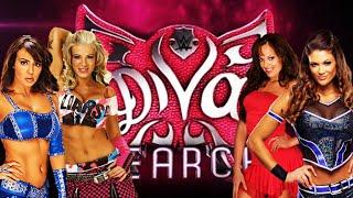 WWE Diva Search History 2003-2007