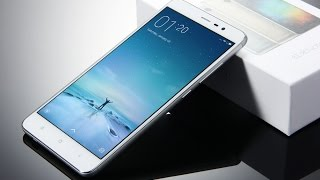 Xiaomi Redmi Note 3 (16/2 Gig) Unboxing
