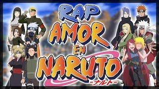 RAP AMOR EN NARUTO (Primera parte) ||| SHARKNESS