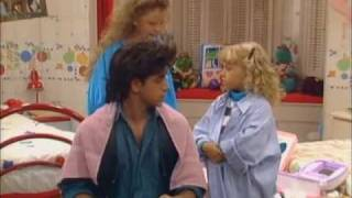 Full House Clips - Stephanie Gives Jesse a Haircut