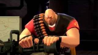 Team Fortess 2 - Meet the Heavy