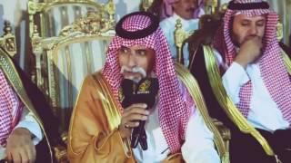 قصة الشاعر مصلح بن عياد مع اللواء كتاب العتيبي