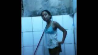 Banho de camisola🛀🛀🛀🛀