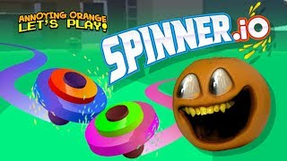 Spinner.io [Annoying Orange Plays]
