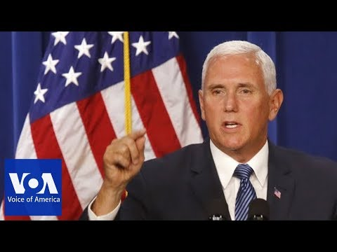 Xxx Mp4 Vice President Mike Pence39s China Speech At Hudson Institute 3gp Sex