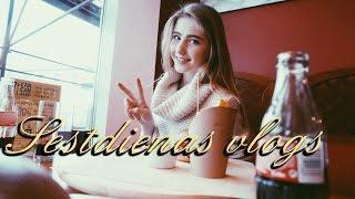 Sestdienas vlogs / Brenda Vy