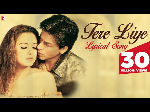Xxx Mp4 Lyrical Tere Liye Song With Lyrics VeerZaara Shah Rukh Khan Preity Zinta Javed Akhtar 3gp Sex