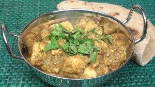 A Straightforward, No-Nonsense Chicken Balti Recipe