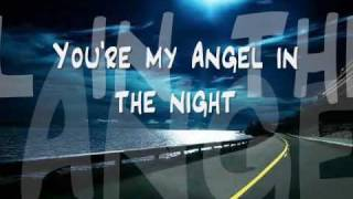 Angel In The Night - Lovehunters ( with lyrics)