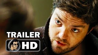 C.B STRIKE Official Trailer (HD) Cinemax Mystery Series