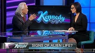 Michio Kaku on ALIEN MEGA STRUCTURE found! (KIC 8462852) on Fox News OCT 2015