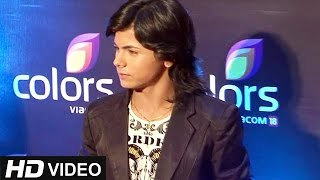 Ashoka Samrat (Siddharth Nigam) At Colors TV Annual Party 2016