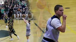 Chino Hills Hiding SECRET WEAPON on the Bench! Grant Trueman Has STEPH CURRY RANGE!